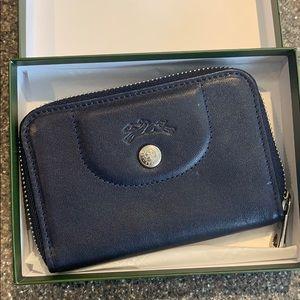 Longchamp small wallet